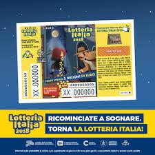Lotteria Italia 2018, i biglietti vincenti del 6 gennaio ...