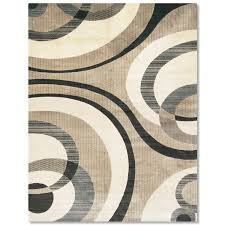 rugs sonoma bennett 8 x 10 area rug blue and beige