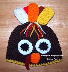 Crochet Turkey Hat Pattern Cool Decorating Design