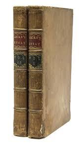 An Essay Concerning Human Understanding In Four Books John Locke