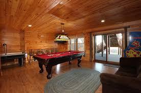 Log Cabin Bedroom Watch More Like Log Cabin Game Room