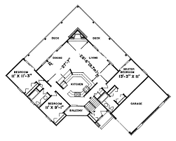 75 best i love house plans images on pinterest house floor plans Colonial House Plans At Eplans Com eplans contemporary modern house plan corner fireplace 1530 square feet and 3 bedrooms from eplans house plan code Eplans Craftsman House Plan