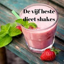 Shake dieet zelf maken