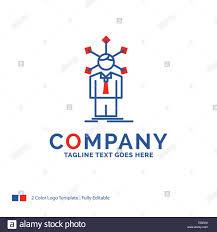 Self Logo Design Company Name Logo Design For Development Human Network