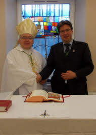 Prison Chaplain Job Prison Chaplain On Track For The Diaconate Diocese Of Dunkeld