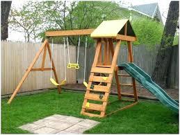 backyard swing sets big set outdoor with installation canada backyard swing sets