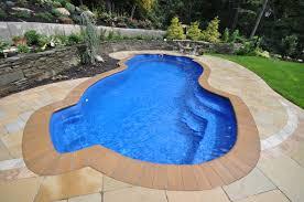 long island fiberglass pools inground fiberglass pool contractors with inspirations inground fiberglass pool