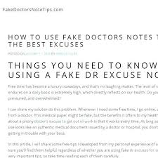Print Free Fake Doctors Note 14 Best Fake Doctors Notes Professional Resume