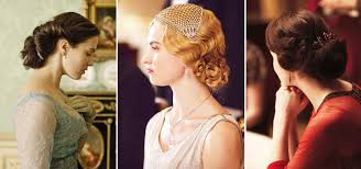 farewell to downton abbey memorable hairstyles