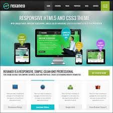 professional webtemplate 40 high quality business website templates tripwire magazine