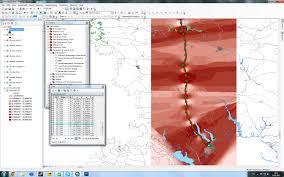 Нужна помощь с дипломом ГИС Форумы gis lab info Если пользоваться инструментом geostatistical analyst tools interpolation idw как посоветовал Максим Дубинин то в принципе шкала отображается