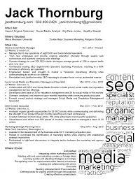 Sample Social Media Resume social media coordinator resume sample Job and Resume Template 91