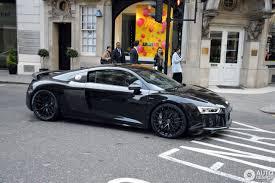 black audi r8 v10. Exellent Black Audi R8 V10 Plus 2015 On Black M