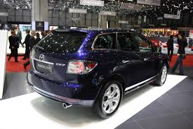 Mazda CX-7 2009: Review, Amazing Pictures and Images – Look at the car