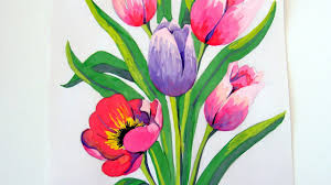 how to draw a beautiful bouquet for mothers day diy crafts tutorial guidecentral you