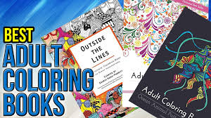 10 Best Adult Coloring Books 2017 Youtube