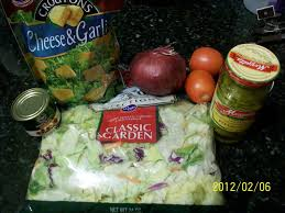 picture of olive garden s salad and dressing recipe ed