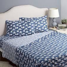 bed sheets printed. Modren Printed Deep Pockets Polar Bears Printed Sheet Set Soft Bed Sheets  Bedsuredesigns   Intended