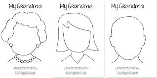 Grandparents Day Coloring Pages Printable Grandparents Day Coloring