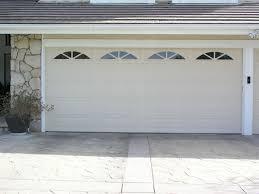 almond garage doorTraditional Steel Garage Doors Gallery  Dyers Garage Doors
