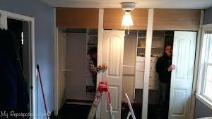 wall closet acting silly fitting closet doors closet organizer wall anchors