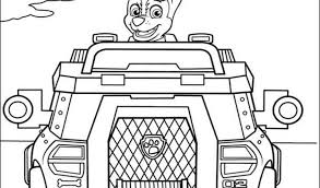 23 Chase Paw Patrol Coloring Page Printable Free Coloring Pages