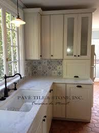 Provencal Kitchen Tiles Pictures