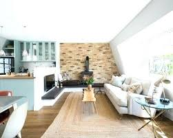 empty wall living room white brick design blank ideas beautiful kids appealing 2 a modern with