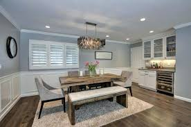 wainscoting dining room. Wainscoting Dining Room Ideas Pictures Tall Contemporary With Brown . N