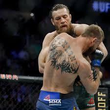 McGregor details shoulder strikes that busted Cerrone up at ...