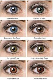 Expressions Colors 6 Pack In 2019 Change Your Eye Color
