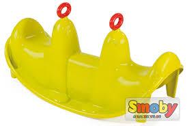 Качели <b>Smoby</b> Морской лев 310159. Купить Качели Смоби ...