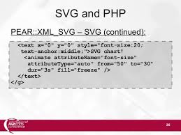 Php Svg Chart Professional Reports With Svg