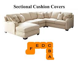 ashley luxora sectional replacement