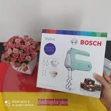 Máy đánh trứng Bosch MFQ40302 màu xanh tại Hà Nội