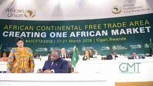 """Résultat de recherche d'images pour """"zone de libre-échange continentale africaine"""""""
