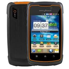 Smartphone Verykool RS75 DS 3.5 3.15MP ...