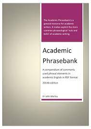 Phrasebank Pages 1 - 50 - Flip PDF Download