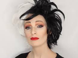 cruella de vil find the makeup tutorial