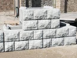 new retaining wall blocks from verti