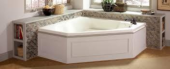 deep soaking tubs