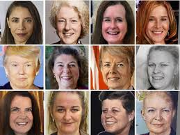 Shows Gender-swapping Us As Women - Look Like Would App What Insider Presidents