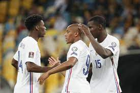 ฝรั่งเศส' ฟอร์มฝืด! ไล่เจ๊า 'ยูเครน' 1-1 ศึกคัดบอลโลก