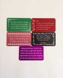 Design Your Own Change Of Address Cards Design Your Own Personalized Card Wedding Vows Wallet Card
