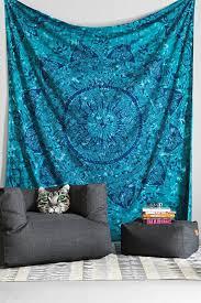 Magical Thinking Celeste Tie-Dye Tapestry