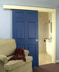 wall mount sliding door hardware in amazing custom best glass interior doors hanging kits