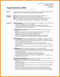 Awesome School Social Worker Resume Images Simple Resume Office