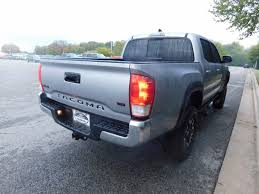 2017 Used Toyota Tacoma SR5 Double Cab 5' Bed V6 4x4 Automatic at ...