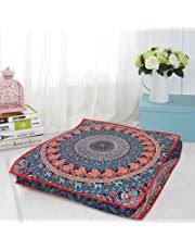 Image Ideas Ganesham Indian Tapestry Dog Or Cat Bed Handmade Throw Pillow Cover Boho Floor Amazoncom Shop Amazoncom Floor Pillows Cushions