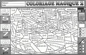 Dessins De Coloriage Magique Imprimer Avec Coloriage Magique Noel